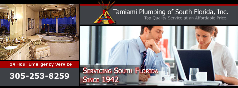 Tamiami Plumbing Of South Florida, Inc.